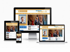 AKP Aday Adayı Web Sitesi