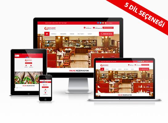 cafe web sitesi