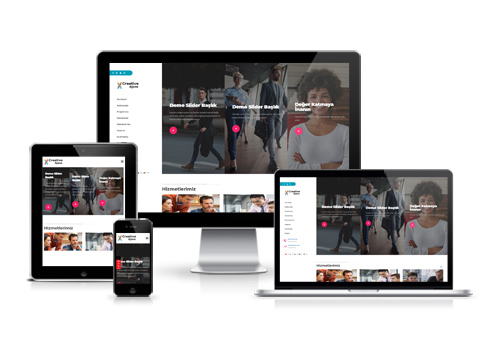 Ajans Web Sitesi - Kartopu