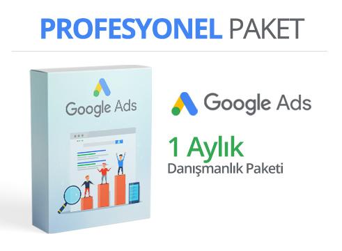 Google ADS Profesyonel Paket