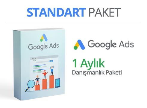 Google ADS Standart Paket