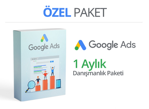 Google ADS Özel Paket