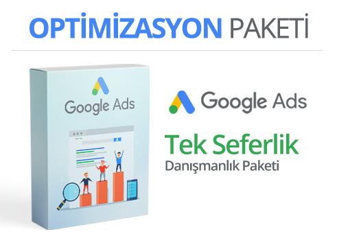 Google ADS Optimizasyon Paketi