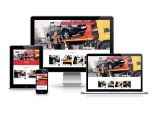 Hazır Web Sitesi - Krank