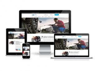Oto Yıkama Web Sitesi - Cila