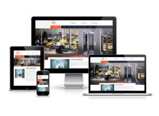 Asansör Firma Web Sitesi - Lift