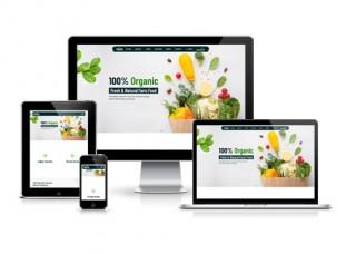 Hazır Web Sitesi - Bambu