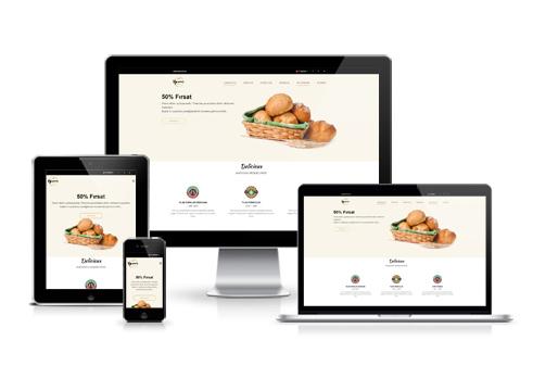 Hazır Web Sitesi - Buğday