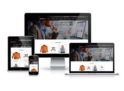 Hazır Web Sitesi - Göknar