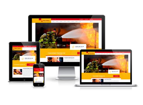 Hazır Web Sitesi - Kor