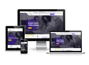 Hazır Web Sitesi - Lavanta