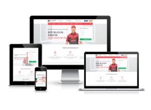 Hazır Web Sitesi - Mine
