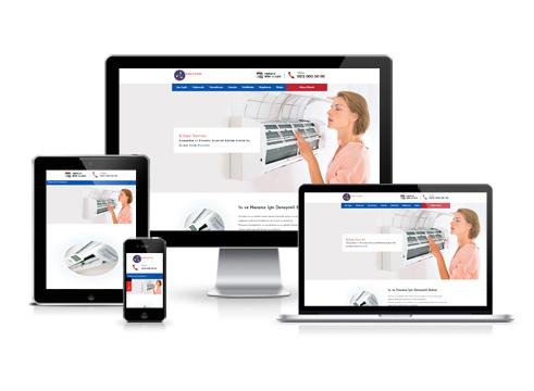hazır web sitesi tasarımı