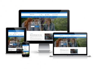 Öğrenci Yurdu Web Sitesi