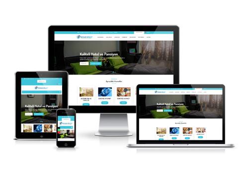 pansiyon web sitesi