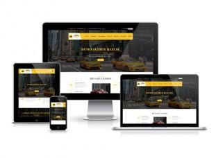 Taksi Durağı Web Sitesi - Akasya