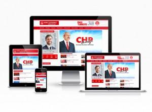 CHP Aday Adayı Web Sitesi