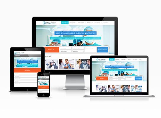 Doktor Klinik Web Sitesi - Fibula