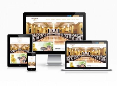 düğün salonu web sitesi