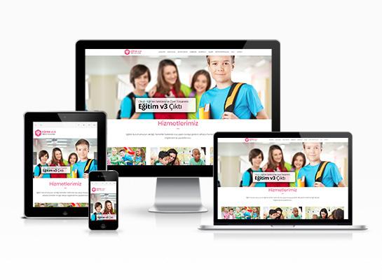 hazır web sitesi anemon