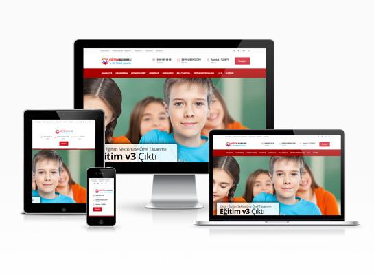 Hazır Web Sitesi - Kolej