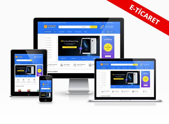 E-ticaret Paketi -  Tekno