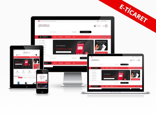 E-ticaret Paketi -  Elektro