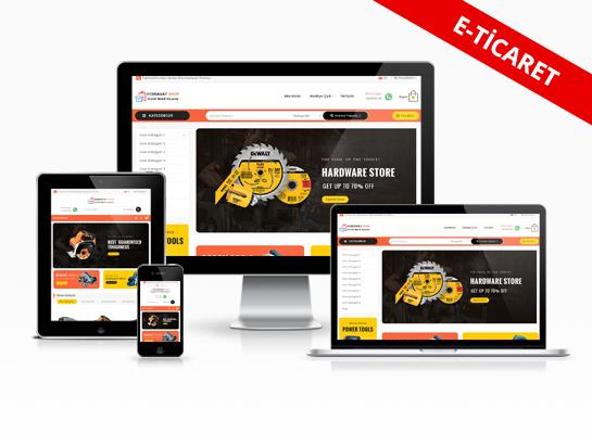 E-ticaret Paketi -  Hırdavat
