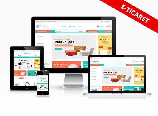 E-ticaret Paketi -  Mobilya