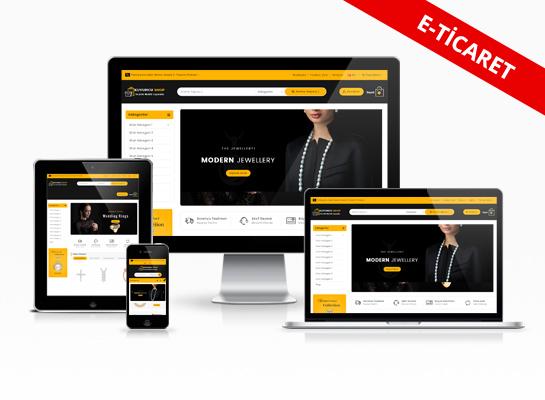 E-ticaret Paketi -  Gold