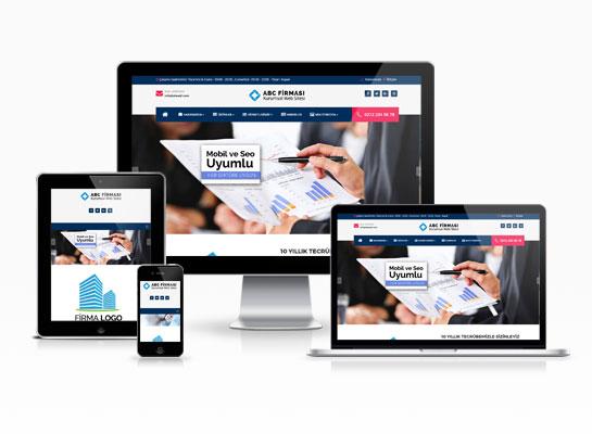 Firma Web Sitesi - Metropol