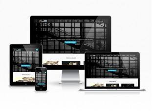 Fotoğrafçı Web Sitesi - Kontrast