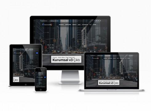 eğitim kurumu web sitesi