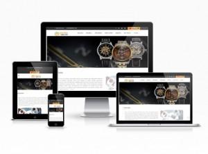 Hazır Web Sitesi - Begonya