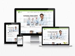 Hazır Web Sitesi - Zambak