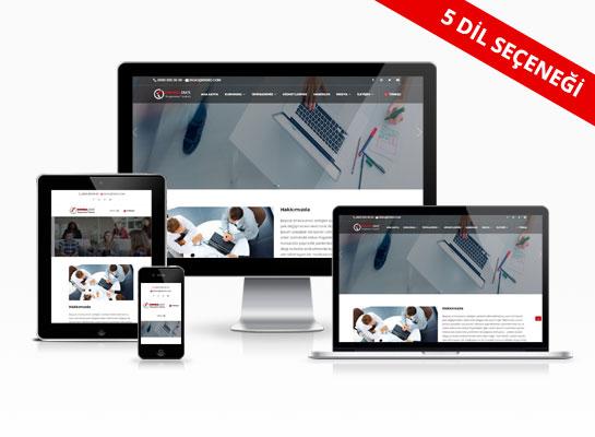 Hazır Web Sitesi - Göktürk