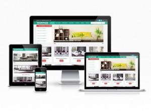 Hazır Mobilya Sitesi - Ladin