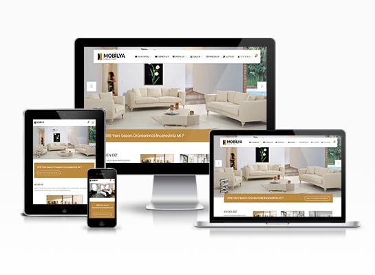 hazır mobilya web sitesi