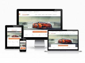 Oto Galeri Web Sitesi - Garaj35