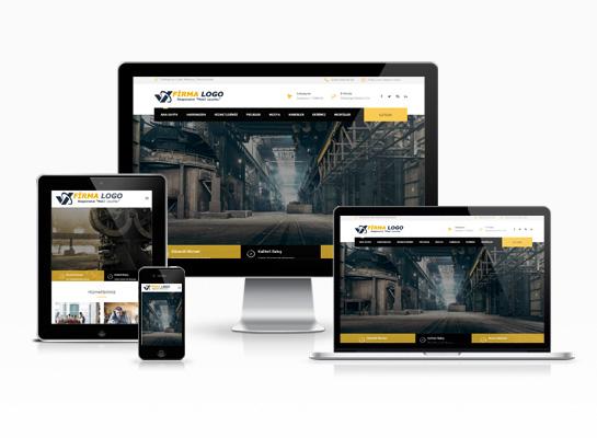 Hazır Web Sitesi - Krizantem