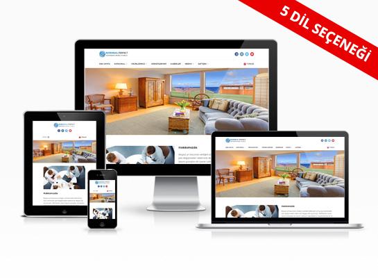 Hazır Web Sitesi - Sümbül