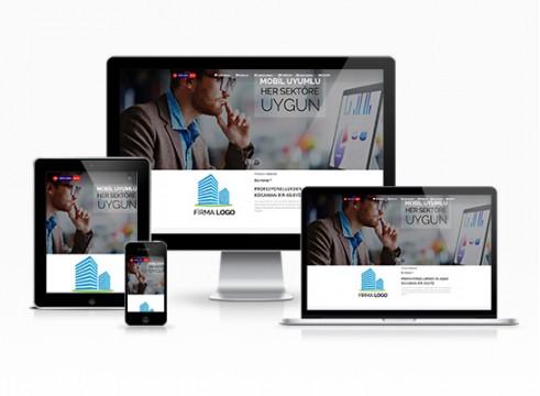 hazır firma web sitesi