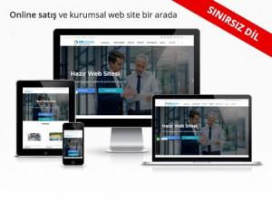 Hazır Web Sitesi - İnci