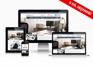 Hazır Web Sitesi - Levent