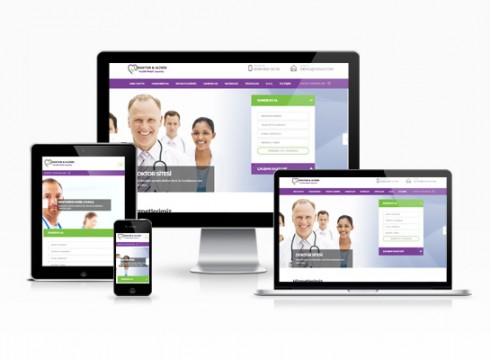 klinik web sitesi