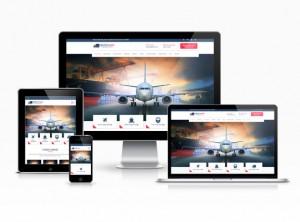 Lojistik Web Sitesi - Konteyner