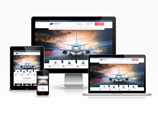 lojistik web sitesi