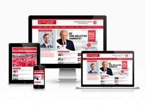 MHP Aday Adayı Web Sitesi