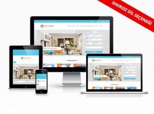 Emlak Web Sitesi - Taşyapı