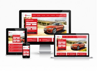 Rent A Car Web Sitesi - Rent34